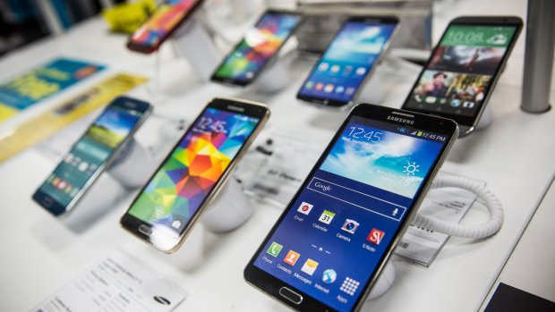 Samsung voor rechter om karige Android-updates