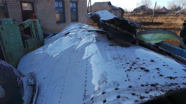 Onderzoeksraad weet van MH17-spullen Petropavlovka