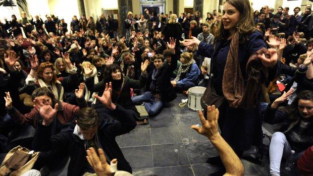 Boze UvA-studenten naar minister Bussemaker