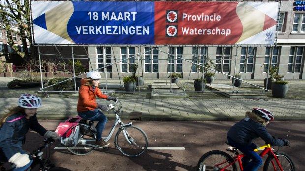 Campagne Provinciale  Statenverkiezingen barst los