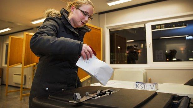 Minder geld om kiezers naar stembus te lokken