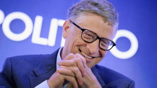 Video: Bill Gates laat niets heel van Trump