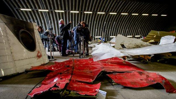 'Gevonden brokstukken brengen ons dichterbij daders MH17'