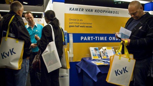 Ex-directeuren KvK vangen 1,5 miljoen