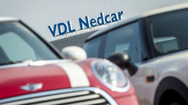Mini-productie bij Nedcar stuwt omzet VDL