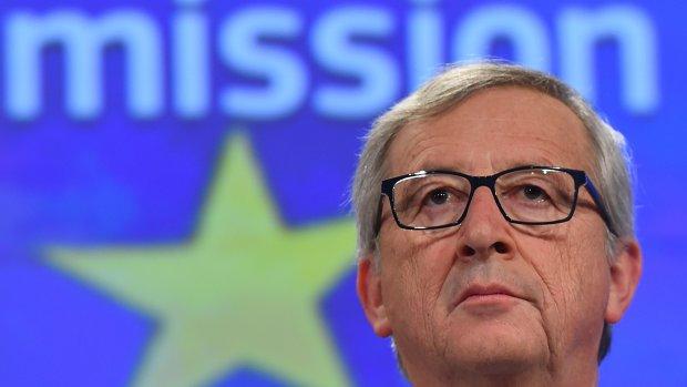 Juncker wil een Europees leger