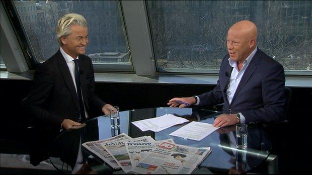 Wilders: Grenzen dicht tegen jihadstrijders