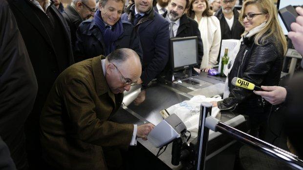 Joodse supermarkt Parijs weer open