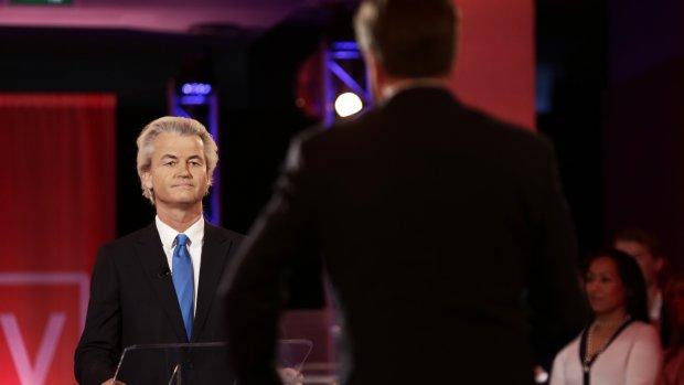 Wilders: Geschiedenis zal hard over Pechtold oordelen