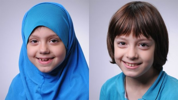 Moeder ontvoert Luca (8) en Aysha (7) naar Syrië