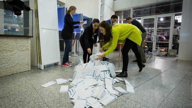 28 partijen doen mee aan de verkiezingen Tweede Kamer
