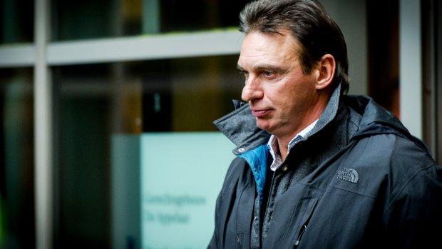 Willem Holleeder mag deal tussen zus en OM niet zien