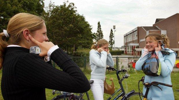 Sirenes luchtalarm zwijgen vanwege Dodenherdenking