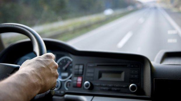 Boete voor vrachtwagenchauffeurs om gebrek aan rust