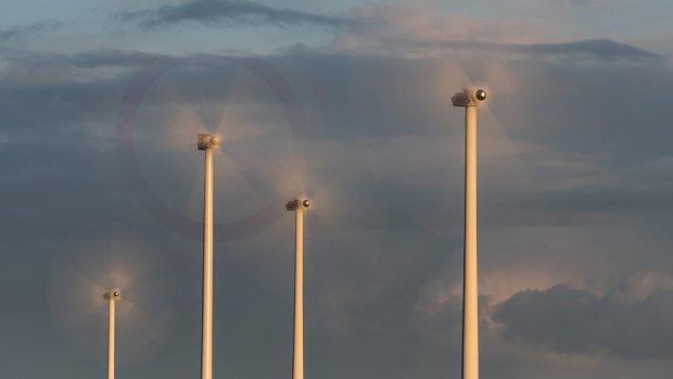 Storm bereikt in Duitsland orkaankracht
