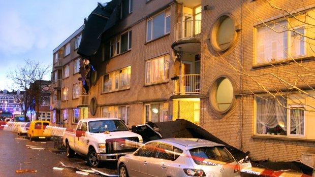 10 miljoen euro schade door lentestorm
