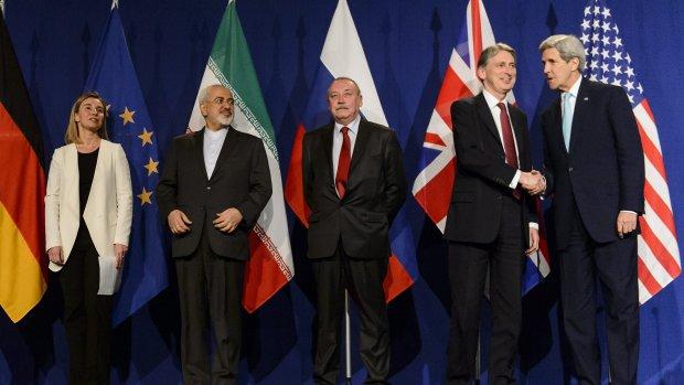 Akkoord Iran en wereldmachten 'heel erg dichtbij'