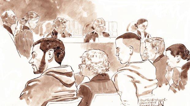 Verdachte liquidaties richt zich in rechtszaal tot families