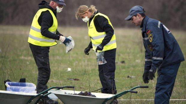 Weer resten en bezittingen slachtoffers MH17 geborgen