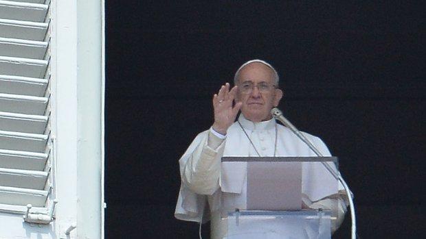 Paus: Slachtoffers scheepsramp mannen en vrouwen zoals wij