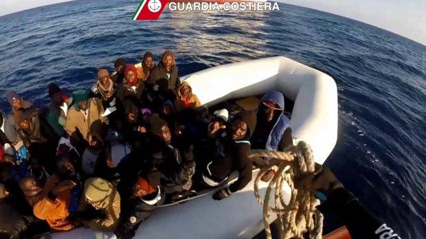 Enorme toename aantal overleden bootvluchtelingen