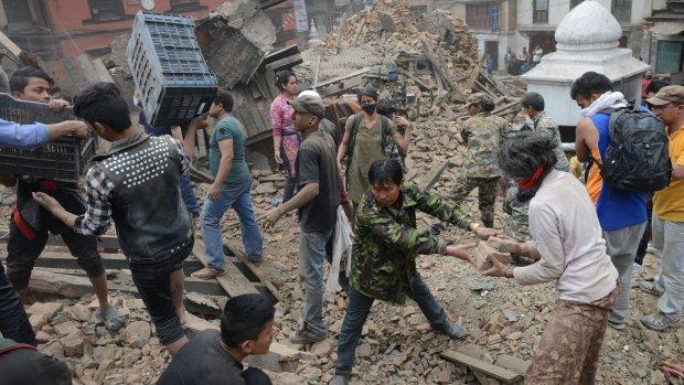 Buitenlandse Zaken: Reis niet naar Nepal