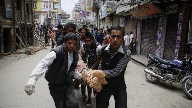 Nepal: geen nieuws over Nederlanders
