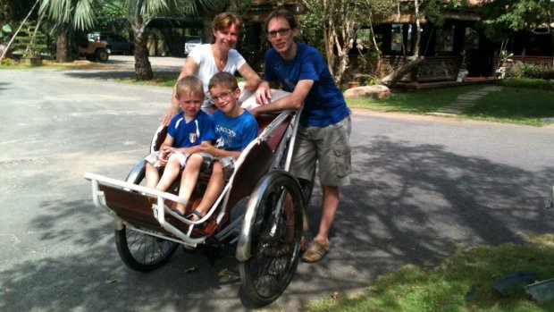 Nederlanders bezorgd om familie in Nepal