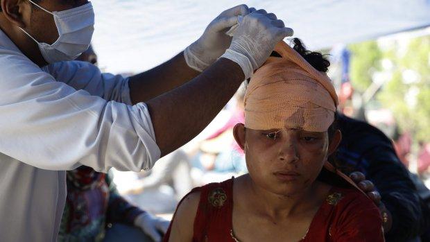 Ramp Nepal: Ruim 3600 doden geteld