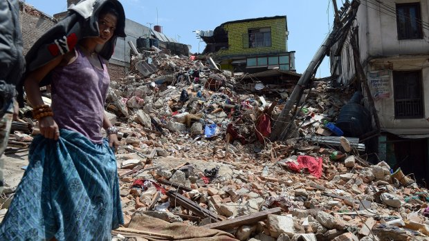 47 Nederlanders willen weg uit Nepal