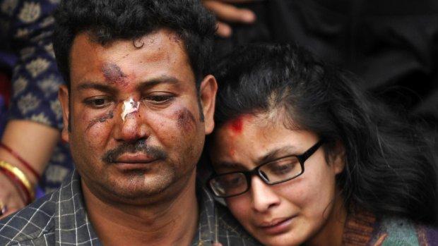 Dodental Nepal opnieuw fors omhoog