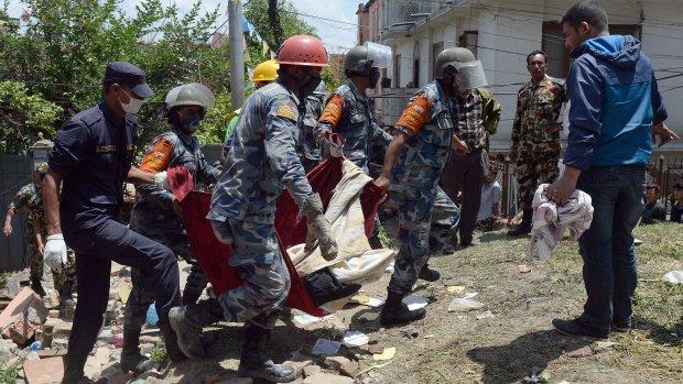 Bijna complete leger ingezet in Nepal