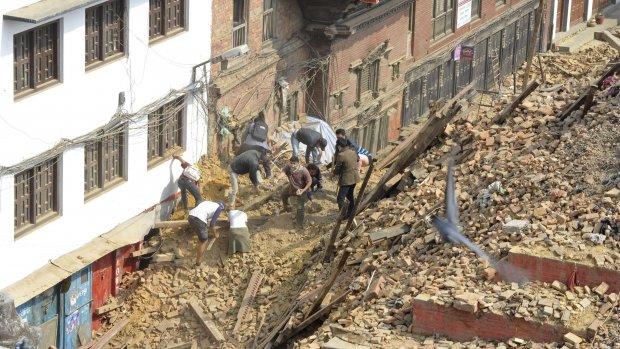 'Mogelijk meer dan 10.000 doden Nepal'