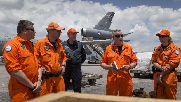 Ruim 250 Nederlanders Nepal nog niet gevonden