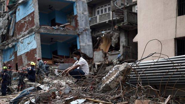 Vrouw uit Kerkrade omgekomen bij aardbeving Nepal