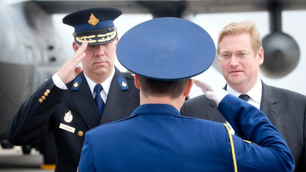 Minister: Berechting daders MH17 heel lastig