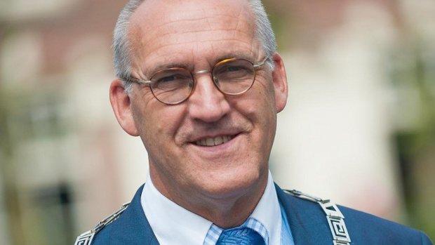 Burgemeester Oosterwolde: 'Klap voor hele gemeenschap'