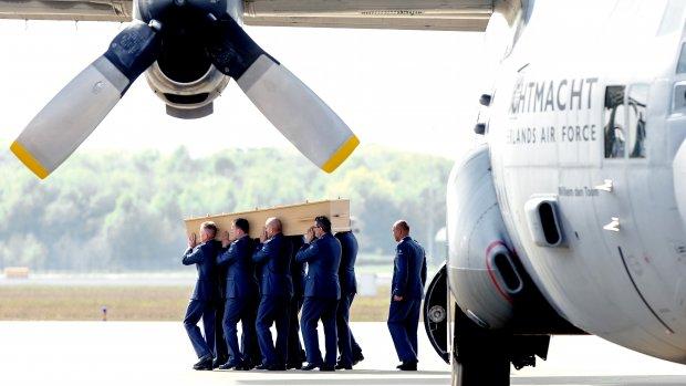'Concept-rapport MH17 momenteel besproken'