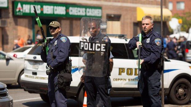 Baltimore wil onderzoek naar gedrag politiekorps
