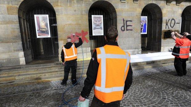 'Majesteitsschennis uit strafrecht als activist wordt veroordeeld'