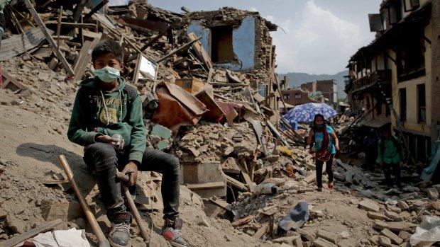 Dodental Nepal nadert de 8000