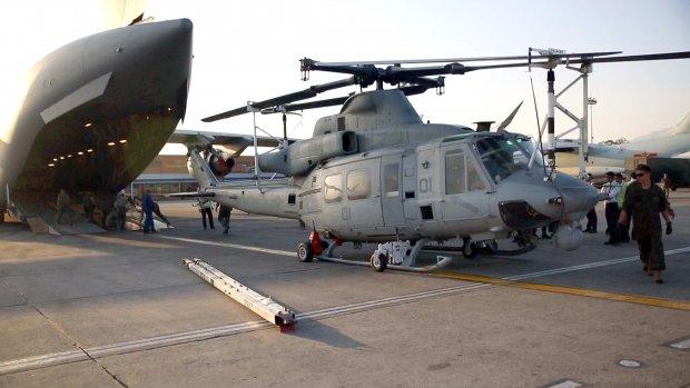 Amerikaanse legerhelikopter vermist in Nepal