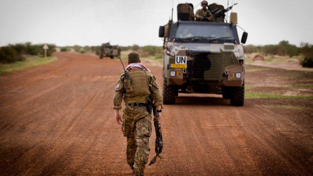 Nederlandse militair gewond door zelfmoordaanslag Mali