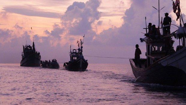 Boot met honderden migranten gezonken voor kust Libië
