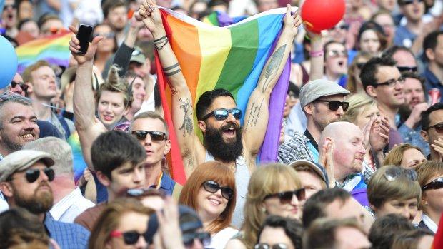 Nederlanders in Dublin: Het is hier één groot feest