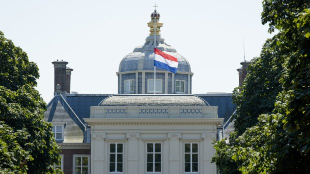 'Nog geen besluit over renovatie paleis'
