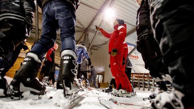Topman Snowworld verzilvert pluk aandelen