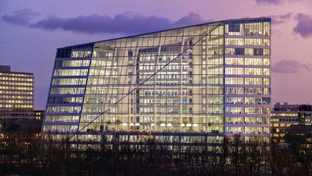 The Edge: Meest duurzame kantoor ter wereld