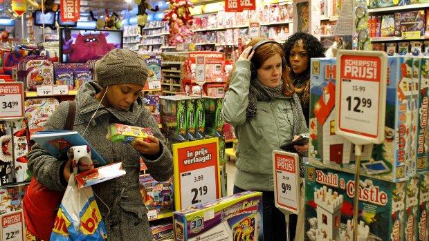 Speelgoedwinkels in het nauw: 'Bij Lidl kun je het ook kopen'