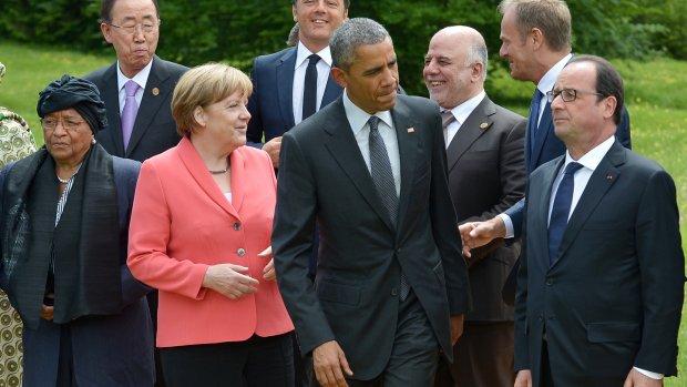 De G7 heeft haast met TTIP